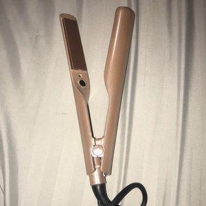 TYME straightener/curler.